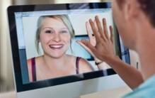Conhecer gente nova pela internet
